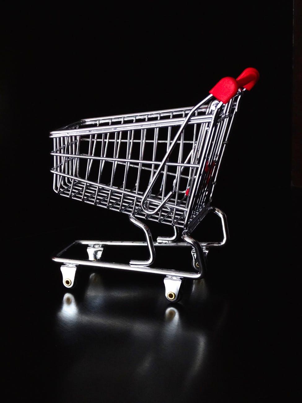 basket bassinet business cart